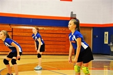 Volleyball Action - October 16